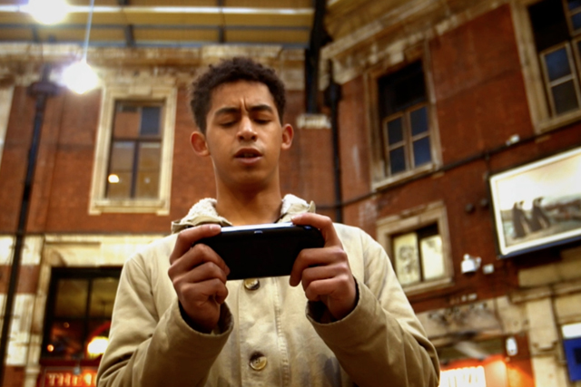 Manning Gottlieb OMD PlayStation activity featuring Rizzle Kicks